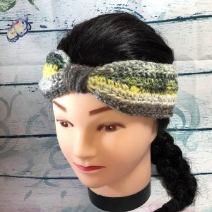 Forest Ribbed Ear Warmer